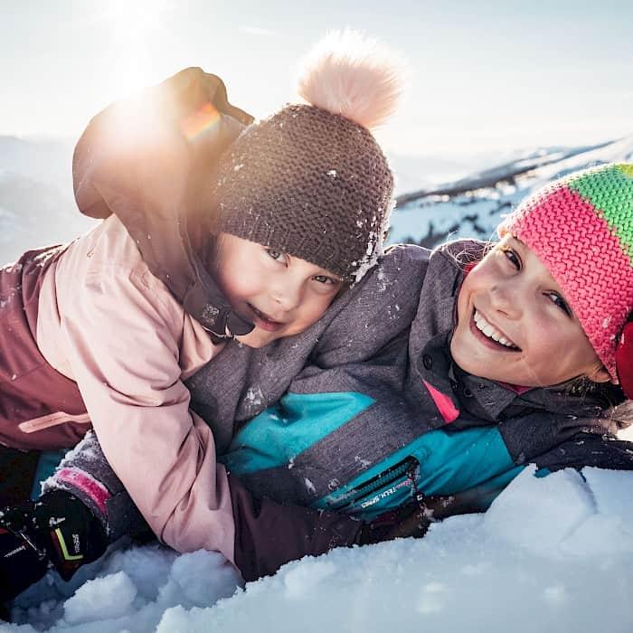 Familien Skiurlaub