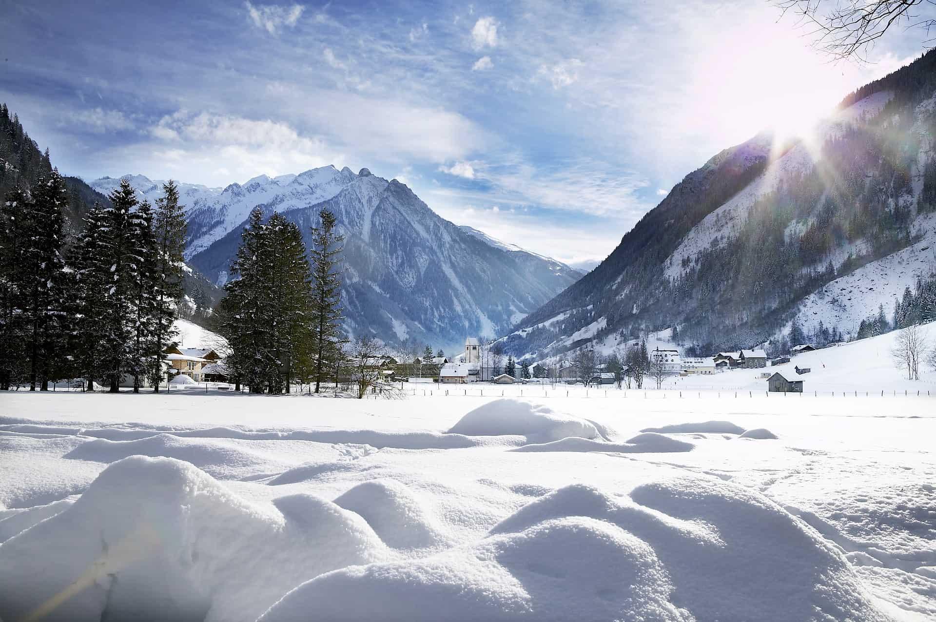 Fusch Winter