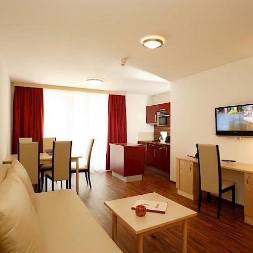 Apartment 55m²
