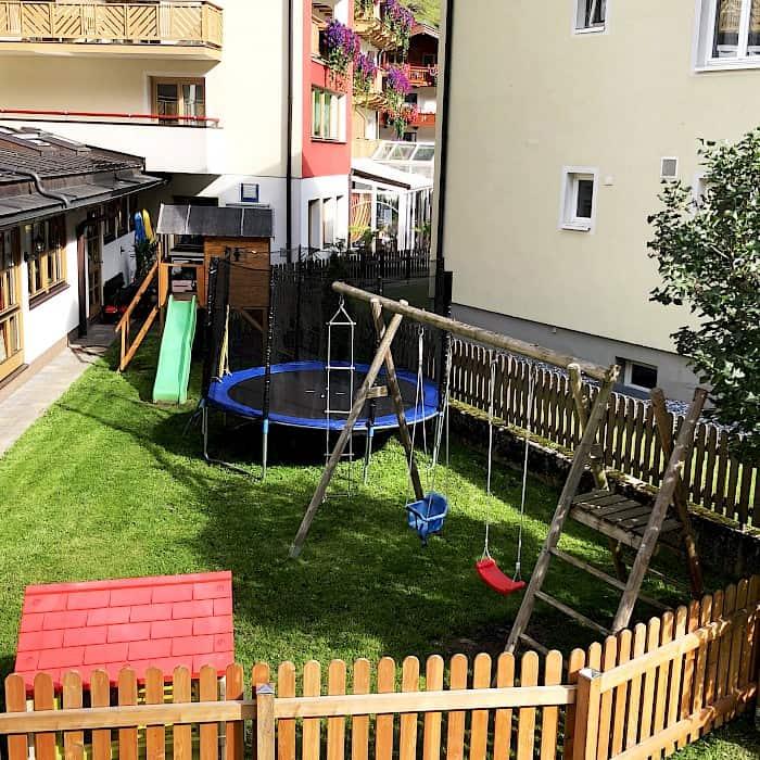 Hotel Römerhof Fusch - Spielplatz