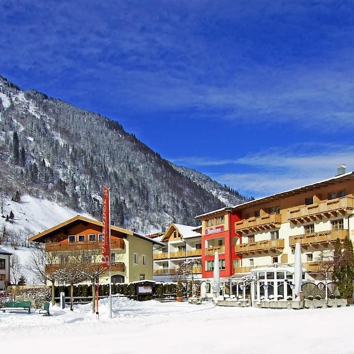 Hotel Römerhof Fusch - Winter