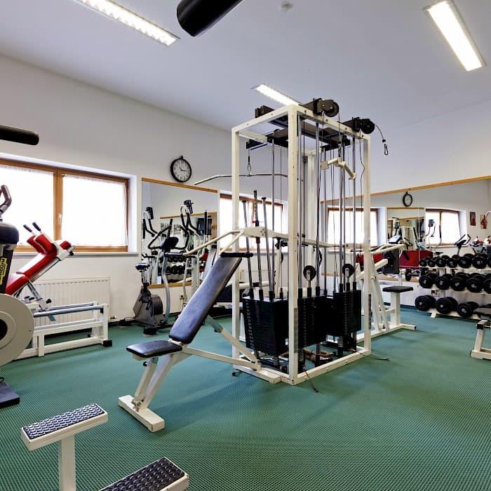 Hotel Römerhof Fusch - Fitnessraum