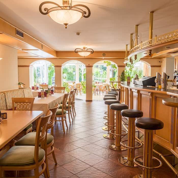 Hotel Römerhof Fusch - Restaurant - Bar